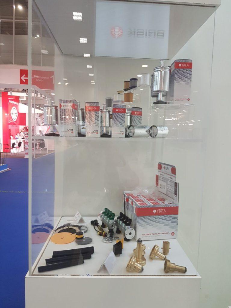 Ydea LPG Spare parts at Autopromotec 2017